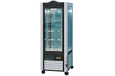 Panoramatiefkühlschränke 4-seitig