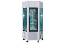 Panoramatiefkühlschränke 6-seitig